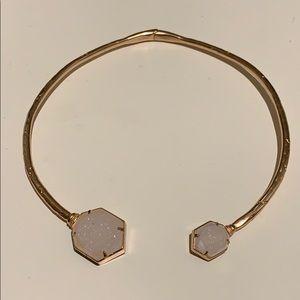 Kendra Scott collar necklace - rare!